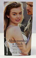 Abercrombie & Fitch First Instinct 1.7 Oz Eau De Parfum Femme For Women SEALED