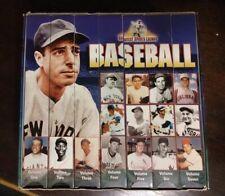Baseball Video Collection Boxed Set Vhs Baseball History Ruth to Robinson