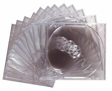 Maxell Cd/dvd Jewel Cases Cd-360 - Book Fold - Plastic - Clear - Cd Case (cd360)