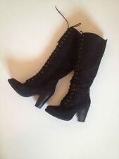 Mid Heel (1.5-3 in.) No Pattern Block OFFICE Boots for Women