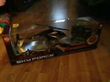 BRAND NEW Pilot Brand Propel RC Sky Force  3 Channel  Helicopter