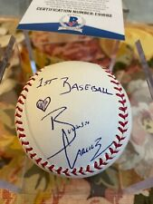 Brandi Carlile Signed 1st EVER Auto Baseball Rare FULL Signature 10/7/07 VT BAS