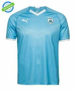 New Israel National Jersey PUMA Men Football Soccer EURO 2020 Shirt