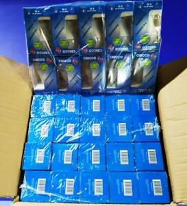 Lot déstockage 50 ampoules LED 6,5W E27  3000K