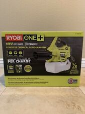 Ryobi 18-Volt Lithium-Ion Cordless Fogger Mister with 2.0 Ah Battery & Charger