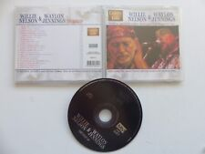 WILLIE NELSON & WAYLON JENNINGS Country gold  2026042   CD ALBUM