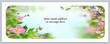 30 Personalized Return Address Labels Flower Buy 3 get 1 free (bo 569)
