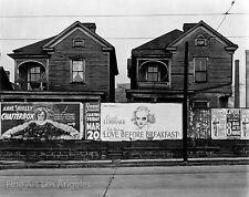 Walker Evans Photo, Billboards, Atlanta, Georgia 1936