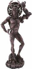 Celtic Horned God Cernunnos Collectible Statue by Artist Maxine Miller 10...