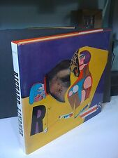 RICHARD LINDNER / 1ST ED SIGNED & DATED / DORE ASHTON / HC / DJ / 1969
