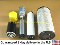JCB 525-67 Filter Service Kit NON TURBO