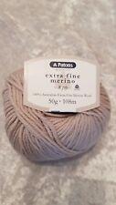 Patons Extra Fine Merino 8 Ply #2115 Pearl 50g 108 Metres Extra Fine Merino Wool