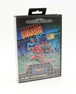 ► SUPER SMASH T.V. ◄  TOP ✅ OVP / BOXED ☆ Sega Mega Drive ☆ 🔥🔥🔥
