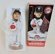 STEVEN DUGGAR DUGGARNAUT Richmond Flying Squirrels SGA SF Giants Bobblehead NEW