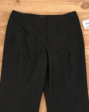 "New KASPER Womens Career Trouser Suit Pants ""Navy Combo"" Color - Size 10 $89"