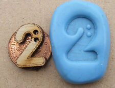 Reusable 2cm Button Silicone Mould, Mold, Sugarcraft, Jewellery, Food Safe No 2