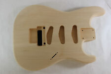 Basswood SSS guitar body - fits Fender Strat Stratocaster neck Floyd Rose J053