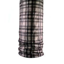 Schlauchschal klassik grau Multifunktionstuch Schlauchtuch Tuch Schal