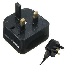 European Euro EU 2Pin to UK 3Pin Plug Adapter Power Socket Travel Converter Pop