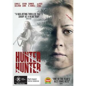 HUNTER HUNTER DVD, NEW & SEALED ** NEW RELEASE ** 070421, FREE POST