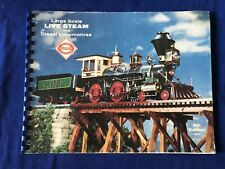 Railroad Supply Corporation - Large Scale Live Steam & Diesel Locomotives