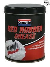 GRANVILLE Red Rubber Grease - 500g - 0846