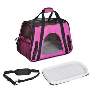 Pet Carrier Dog Bag Pet Airline Approved Carrier for Puppy Cat Small Animal