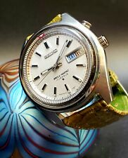 Vintage Seiko Bell-Matic 1970's Automatic 17J Alarm Mens Watch - Just Serviced!