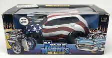 Muscle Machines Pt Cruiser Stars and Stripes 1:18 Scale