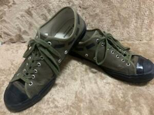 MOONSTAR fennica huff Sneaker Olive US 10 Without Box