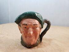 """Vintage Royal Doulton """"Auld Mac"""" Toby Character Mug D5824 ~ 3 1/4"""""""