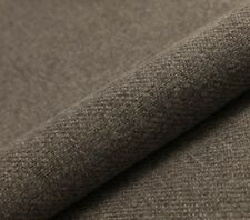 5M PRESTIGIOUS THICK HEAVY WOOL UPHOLSTERY CURTAIN SEATING SLATE GREY FABRIC 54""