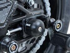 BMW S1000RR 2010-2015 R&G racing black swingarm protectors