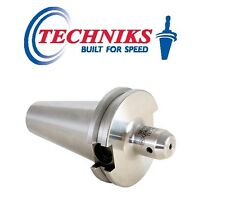 Techniks CT40 1/8 Standard Length CAT40 End Mill Holder AT3 Ground 22907