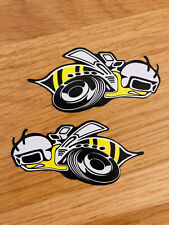 SUPER BEE DODGE Aufkleber Sticker Muscle Car SRT8 USA Hot Rod Tuning Decal Mi395