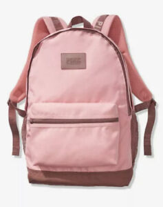 Victoria Secret Pink Smokey Rose Campus Backpack - NWT
