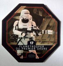Star wars ROGUE ONE JETON LECLERC COSMIC SHELL 2016 n° 17 FLAMETROOPER 1er ordre