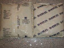 PELTON SHEPHERD GLACIER ICE Gel Ice Packs, Reusable, Non Toxic 2 Pack