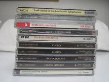 11 Classical CDs Bach Beethoven Bernstein Brahms Chopin & Tchaikovsky