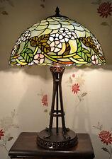 "TL1602 16"" Handmade Tiffany Style Table Lamp Light Garden Flower Ideal Home/Gift"