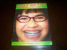 UGLY BETTY  The Complete First Season 1st TV Comedy Classic 6 DVD DVDs SET NEW