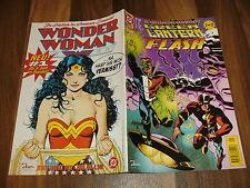 DC/Marvel Crossover # 21 -- Lanterna Verde Vs Flash // parte 1 di 2 1998