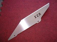 ZZR 600 1200 ZZR6 ZZR12 ZZR600 BRUSHED REAR CHAIN GUARD SWINGARM COVER 214AZZR