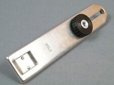 Kamera/Blitzschiene aus Metall mit 1/4 Gewindeschraube!