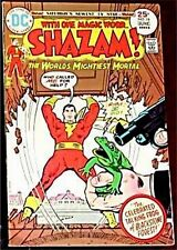 SHAZAM 18 VF 1973 DC SERIES RARE CAPTAIN MARVEL
