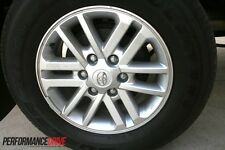 Toyota Hilux SR5 2012-2015 Genuine Alloy wheels/rims with tyres - off NEW 2015