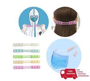 Face Mask Hook Extender Ear Savers With 5 Adjustable Extenders Strap Mask Ear