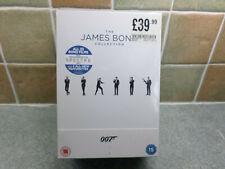 James Bond 23 Film Collection (DVD,2015) Brand New factory Sealed Box Set