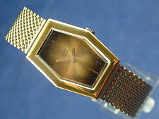 Vintage Retro Union Soleure Swiss Mechanical Watch NOS New Old Stock Circa 1970s