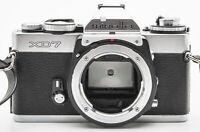 Minolta XD-7 Body Gehäuse SLR Kamera analoge Spiegelreflexkamera